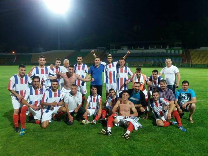 Victoria Traian a castigat si returul barajului de promovare in Liga a 3-a