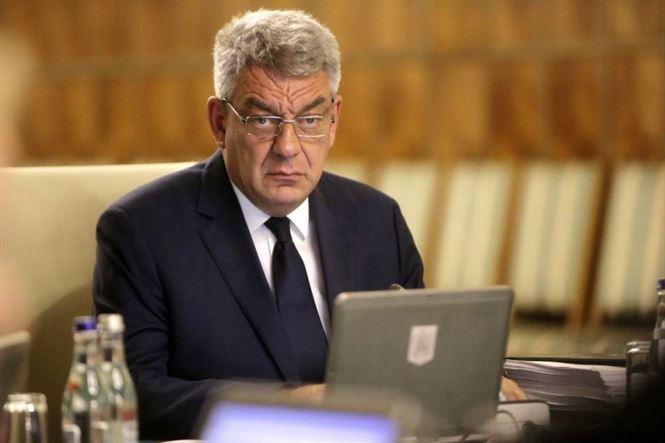 Guvernul Tudose a trecut de votul Parlamentului