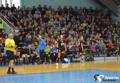 HC Dunarea a depus memoriu impotriva arbitrilor meciului de la Zalau